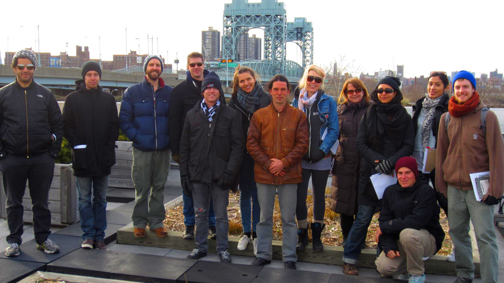 permaculture graduates in NYC