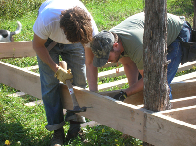 Come experience hands on permaculture training in NYC
