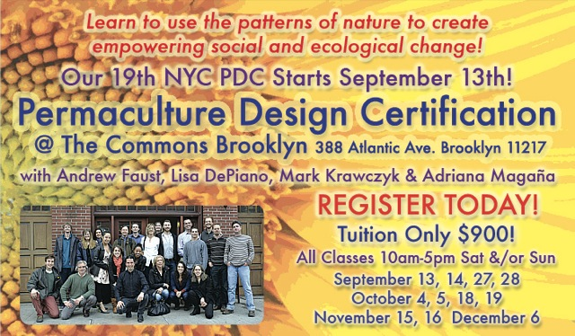 NYC Fall 2014 PDC - Book Now