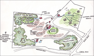 Permaculture Design for property in Harwinton, Connecticut